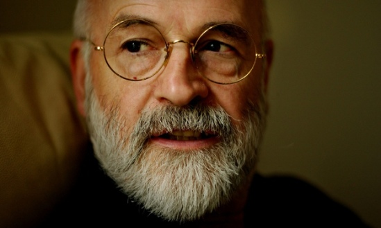 Terry Pratchett's name lives on in 'the clacks' with hidden web code | Books | The Guardian