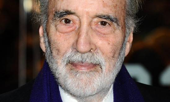 Christopher Lee dies at the age of 93 | Film | The Guardian